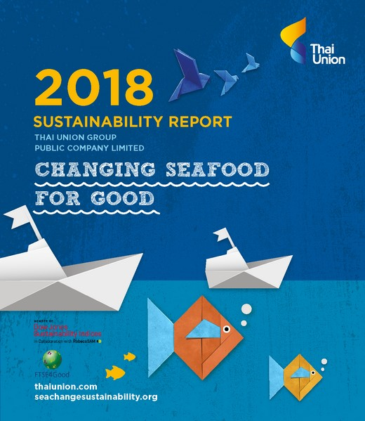 Thai Union Releases Sixth Annual Sustainability Report
