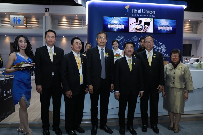 Thai Union highlights its innovation at Thailand Industry Expo 2019